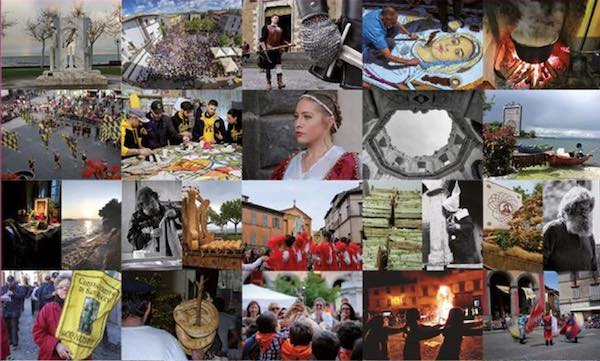 """""""Fotografiamo la nostra città: tradizioni e folclore dei paesi intorno al lago di Bolsena"""""""
