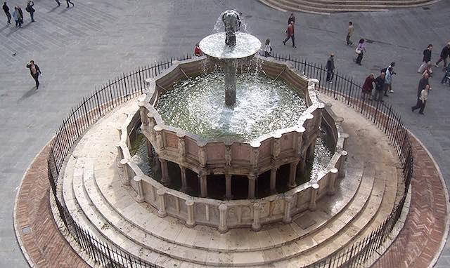 Al Festival del Turismo Sostenibile, trekking urbano alla scoperta di fonti e fontane