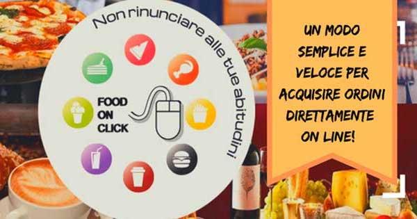 Nasce FoodonClick.it, il network per non restare a bocca asciutta