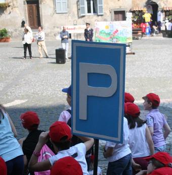 """""""Una città a misura di bambino"""". Consegnati i premi Food Village 2011"""