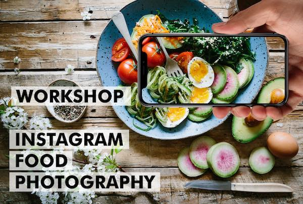 "A ""Guardare Lontano"", workshop di Instagram Food Photography"