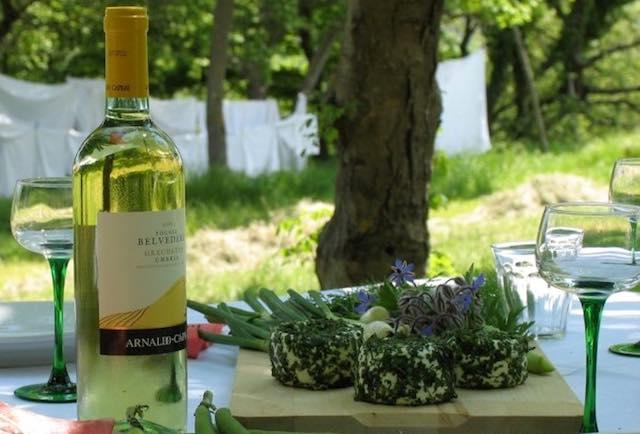 """Slow Food Orvieto apparecchia """"La Buona Condotta"""". Tra vini, formaggi e musiche a merenda"""