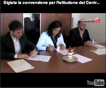 Siglata la convenzione per l'istituzione del Centro di Formazione Malattie Rare (For.Ma.Re.)