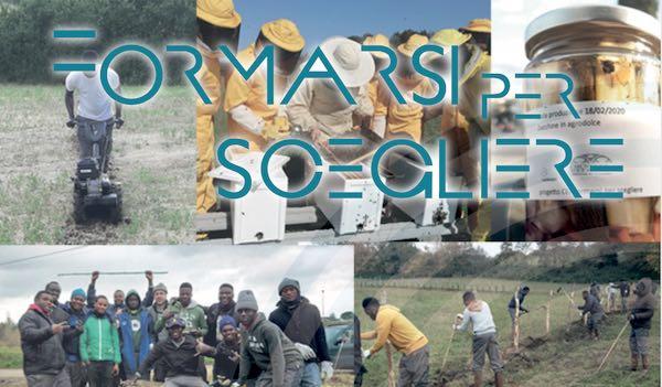 Agricoltura sociale, Medihospes e Diocesi insieme per la formazione dei migranti