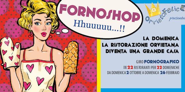"""A tavola con """"Orvieto Felice"""", aperte le prenotazioni per il giro gastronomico """"Fornoshop"""""""