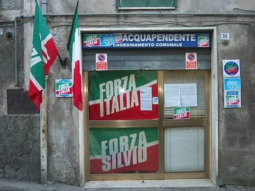 Tesseramento eccezionale. Forza Italia di Acquapendente tra i primi della provincia di Viterbo.