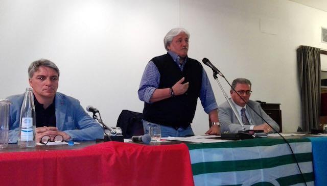 """""""Al lavoro per l'Umbria"""". Presentato il documento di Cgil, Cisl e Uil per un nuovo progetto di sviluppo"""