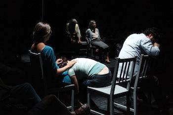 """Una tragedia familiare, cinque personaggi ed un solo destino. Al Mancinelli Giorgio Colangeli in scena domenica con """"Prima di andar via"""""""