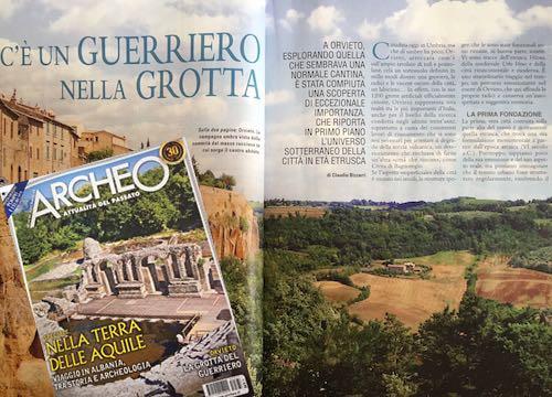 Archeologia e misteri: dagli scavi di Ripa Medici riemerge la storia di Orvieto e dei suoi guerrieri