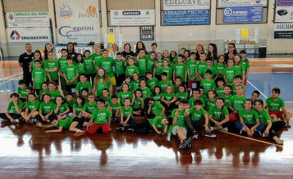 """""""AZ Young. Lo Sport nella Scuola"""". In campo, spirito agonistico e fair play"""