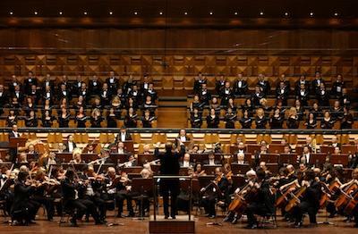 Il Requiem di Verdi all'Auditorium Conciliazione di Roma per il Festival Valentiniano