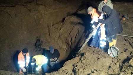 Ripresa l'erogazione idrica a Ciconia e Orvieto Scalo. Atteso il sopralluogo del servizio geologico regionale