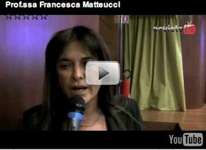 Donne e Scienza. Intervista alla Prof.ssa Francesca Matteucci