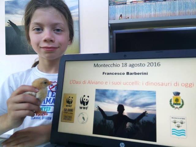 """Al Museo Civico di Zoologia presentazione del libro """"Il mio primo grande libro sugli pterosauri"""""""