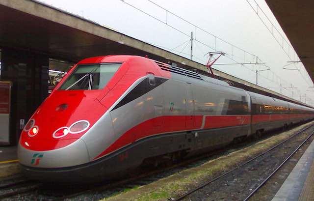 Frecciarossa Perugia-Milano, biglietti già acquistabili