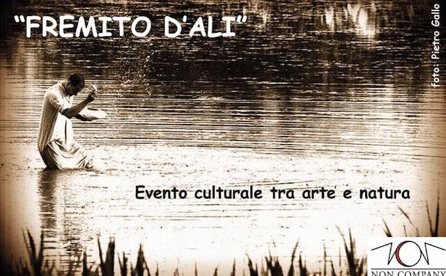 """""""Fremito d'Ali"""", tra arte e natura all'Oasi WWF Lago di Alviano"""