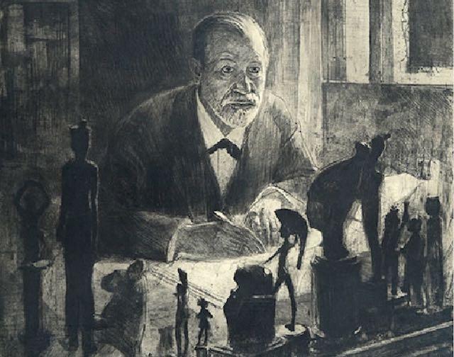 Sigmund Freud, Orvieto, la Tuscia e il viaggio in Italia
