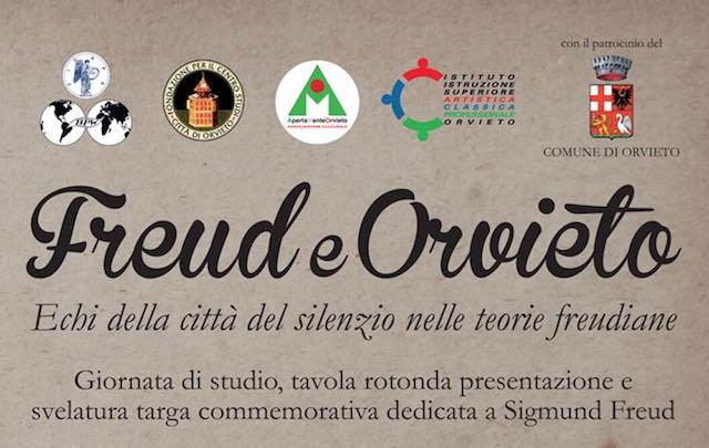 """""""Freud e Orvieto. Echi della città del silenzio nelle teorie freudiane"""""""
