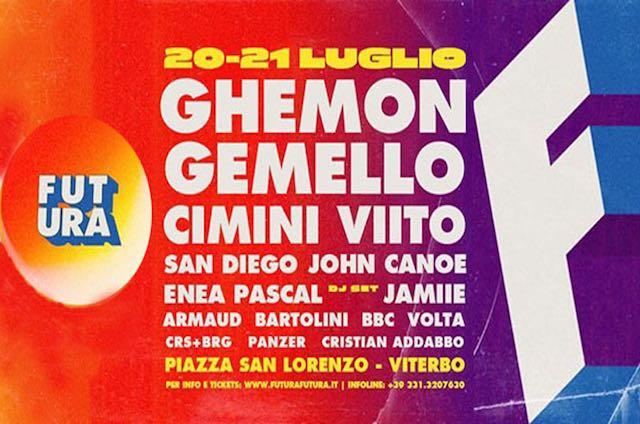 """Il Comune concede il patrocinio a """"Futura Festival"""", la kermesse della musica indipendente"""