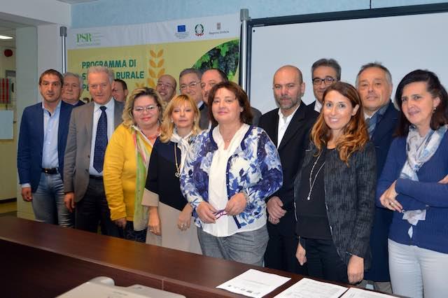 Psr 2014-2020, operativi i cinque Gal dell'Umbria, a disposizione 32 milioni di euro per sviluppo locale