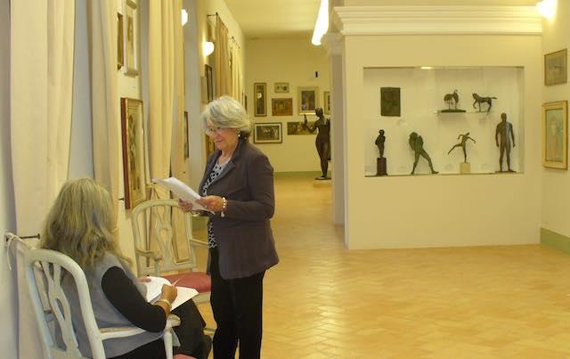"""Alla Galleria Sovena torna """"Bibliotre: custodi di cultura tra arte e antiche carte"""""""
