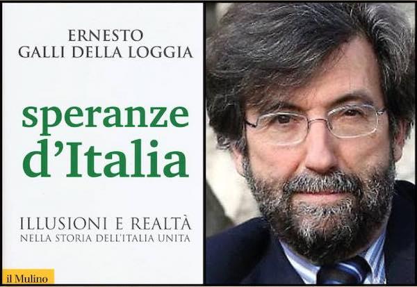 """Ernesto Galli della Loggia presenta """"Speranze d'Italia"""" alla Biblioteca Consorziale"""