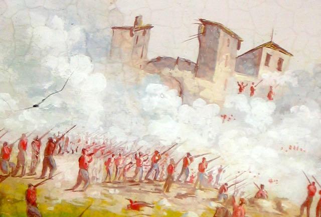 Giornata Garibaldina in ricordo di Roberto e Florindo Dimiziani