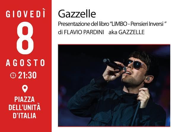 """""""JazzUp Festival"""" pronto ad accogliere il primo super-ospite: Gazzelle"""