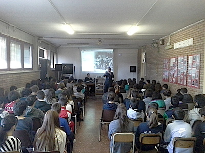 La scuola con la Guardia di Finanza: educazione alla legalità economica