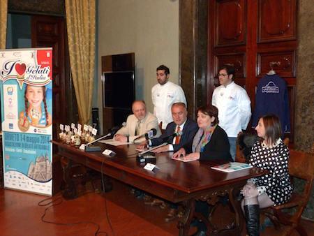 """Dall'1 al 4 maggio torna a Orvieto """"I Gelati d'Italia"""". In arrivo oltre 40 gelatieri da tutta la Penisola"""