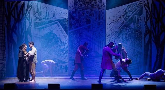 "Dal cartoon al teatro. Al Lea Padovani, c'è ""Georgie. Il Musical"""