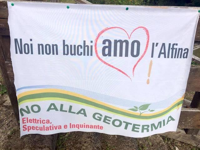 """Nogesi: """"La sentenza del Tar Umbria sulla geotermia è un vero abbaglio"""""""