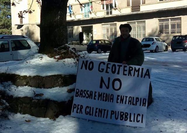 """""""Stop Geotermia"""". Incontro pubblico per dire no alle trivellazioni sull'Amiata"""