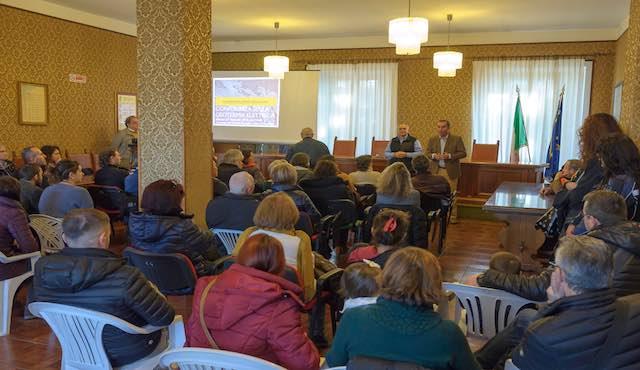 """""""No alla geotermia elettrica speculativa ed inquinante"""", gli esiti della conferenza"""