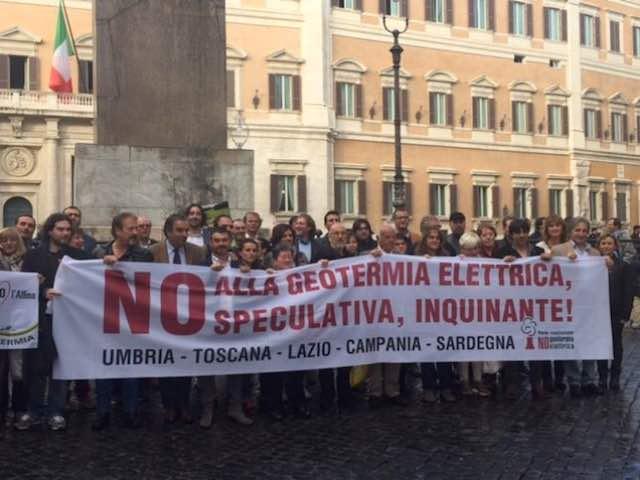 Geotermia sull'Alfina, il Consiglio dei Ministri boccia il progetto di Itw&Lkw