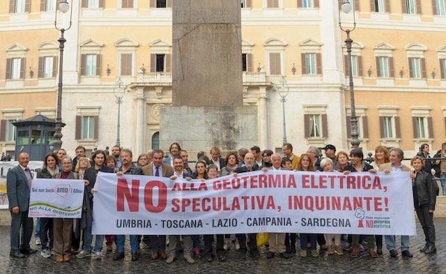 No geotermia: piena adesione di tutte le forze politiche regionali