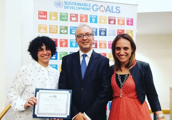 "Il cortometraggio ""Sadok"" vince il Premio ""Reducing Inequalities"" dell'Onu"
