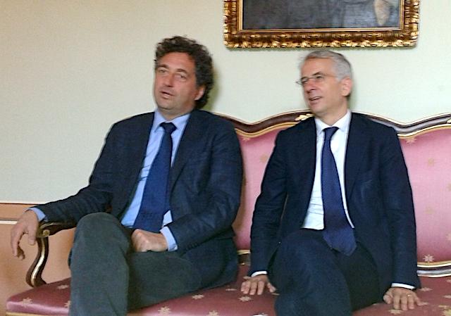 Nuove rassicurazioni sul Carcere di Via Roma dalla visita del Sottosegretario alla Giustizia Ferri