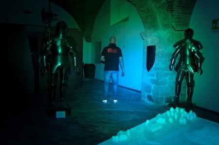 Il castello di Alviano è infestato dai fantasmi? Un'indagine per scoprirlo
