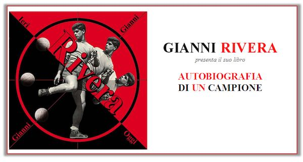 Sotto l'Albero del Tarquinia Calcio, c'è il campione Gianni Rivera