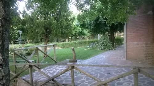 Giornata di screening sanitario gratuito ai giardini comunali