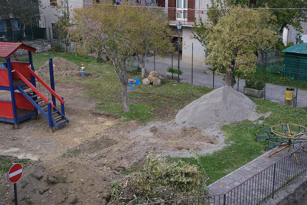 Partiti i lavori di riqualificazione e decoro urbano del verde pubblico
