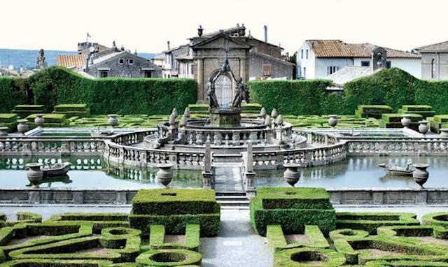 """""""I giardini storici della Tuscia, scrigno di biodiversità vegetale"""""""
