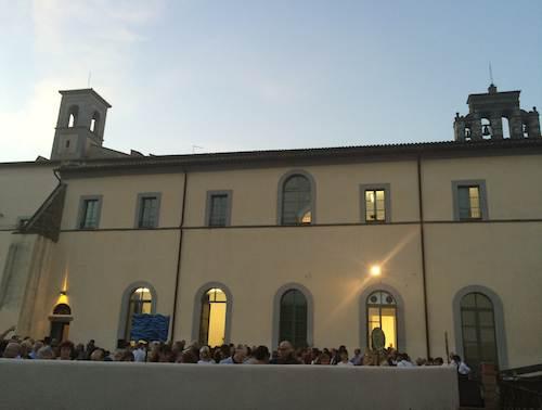 """Inaugurato il """"Giardino dei Lettori"""" alla biblioteca """"Luigi Fumi"""""""