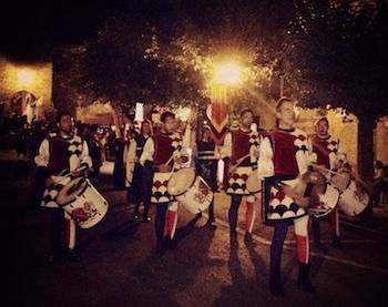 Al Casato dei Conti di Montemarte la Giostra del Giglio 2012. Trionfo per i cavalieri Diego Cipiccia e Claudio Ferraldeschi
