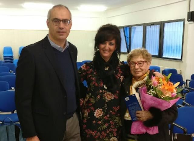 Edith Fischhof Gilboa incontra studenti e cittadini