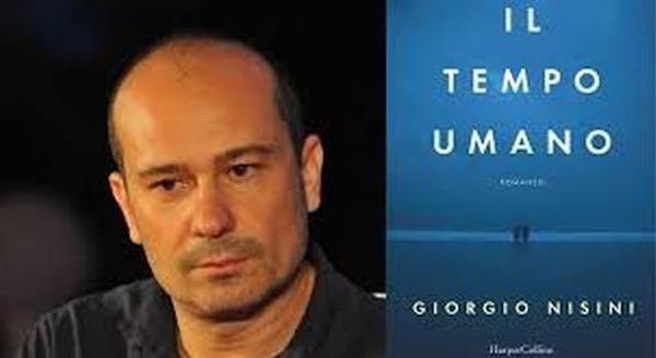 """Giorgio Nisini presenta il libro """"Il tempo umano"""""""