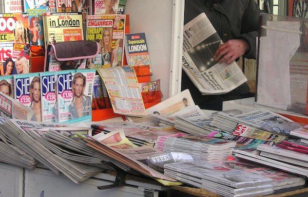 """Mancata consegna, il Comune lancia la campagna """"Io compro il giornale a Lugnano"""""""