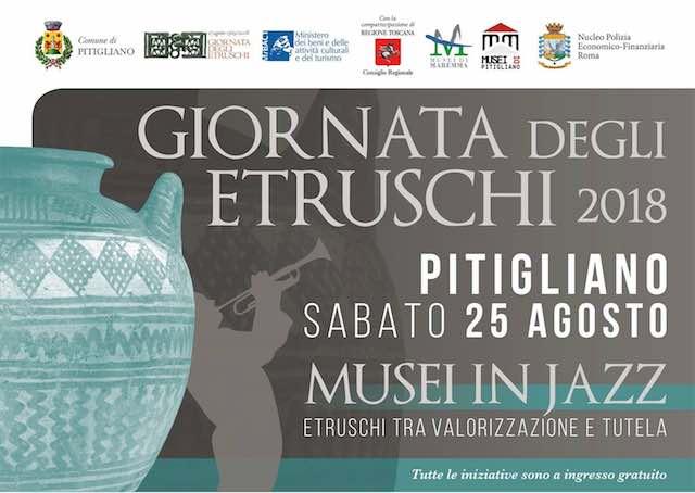 Giornata degli Etruschi, una miriade di iniziative tra valorizzazione e tutela