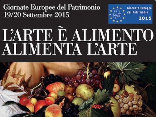 Giornate Europee del Patrimonio 2015, ecco dove si sazia la fame di bellezza